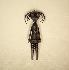 Goth Girl ROBOT Chick Statue AND Pendant 3 (Builders Studio) Tags: christmas wood fiction people sculpture man art classic halloween window girl statue metal trek toy person star mirror robot miniature necklace punk comic technology view geek mechanical tech vampire metallic space painted rear gothic goth decoration machine mini artificial jewelry science retro steam chick nasa replica suncatcher ornament ia figure scifi hanging pulp wars figurine dangle hang android prop pendant mecha droid geekery bot mech robo automaton steampunk robotic cyclon