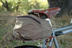 650b-RB3 backpack (Nikon.man) Tags: bicycle bridgestone brooks saddlebag 650b