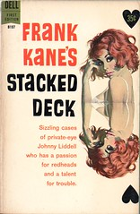 Stacked Deck (Biff Bang Pow) Tags: eye vintage private book retro paperback pulp hardboiled gga