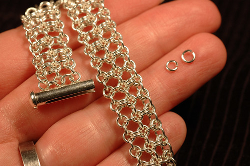 Chain Maille Jewelry Patterns
