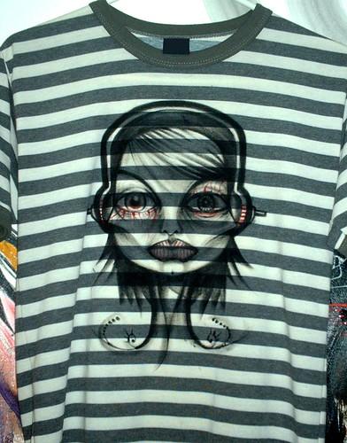 t-shirt (electronica2)
