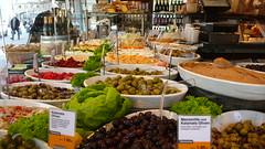 Viktualienmarkt Oliven