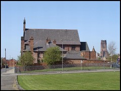 April 2008. (philipgmayer) Tags: church liverpool cathedral dingle demolished 1000 toxteth stmalachy 2churches