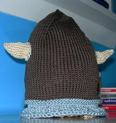 Baby Viking Hat