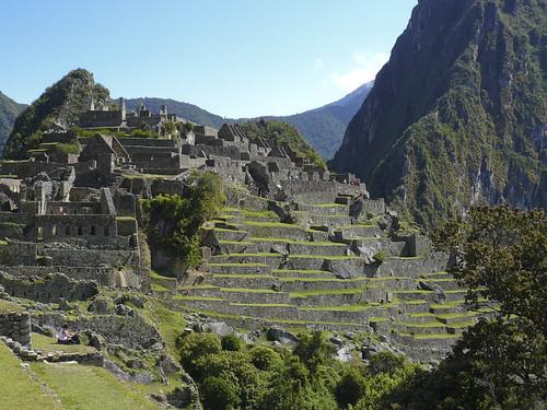 Inca ruins of Machu Picchu-3