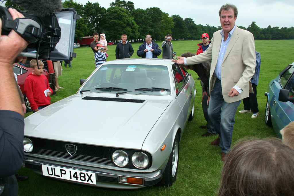 Jeremy Clarkson and James May Top Gear p by tonylanciabeta, on Flickr