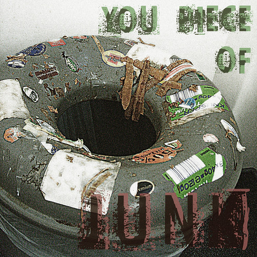 You Piece Of Junk - color