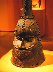 NMAfA_Mask (Benin Kingdom court style, Edo people, Nigeria) (catface3) Tags: art museum washingtondc smithsonian dc masks nigeria benin edo africanart oba nationalmuseumofafricanart benincity beninempire catface3 africanvision erediauwa disneytishman