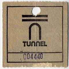 tunnel ticket