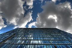 Reflecting the clouds (5ERG10) Tags: blue sky reflection london sergio clouds nikon hdr highdynamicrange 3xp sigma1020 d80 amiti 5erg10 sergioamiti