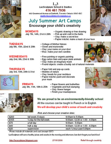 Summer art camps 08