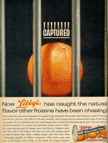 Captured! - Libby - 1962 (by senses working overtime)