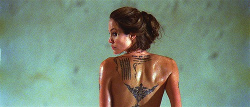 Jolie In Wanted