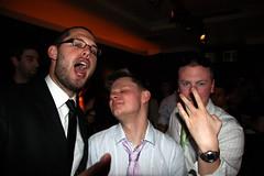 Kenny, Stijn en Jasper (oemebamo) Tags: party event conference netlog netlogpartnerday