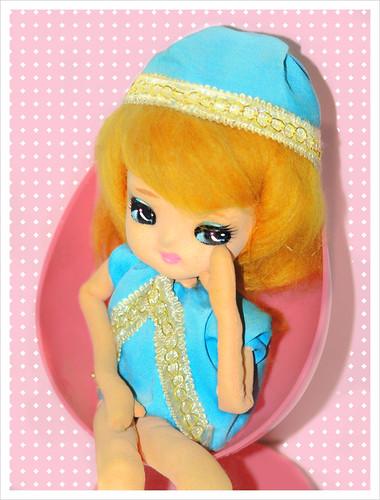Sugar Lemon Sweetheart has adorable dolls.