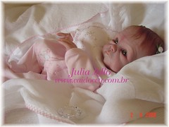 Clarah (Ca do Cu) Tags: baby doll bebe beb boneca reborn renascido