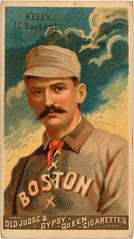 King Kelly baseball card by trialsanderrors on flickr!