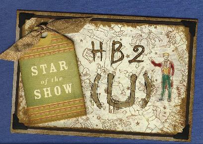 HB Circus Card