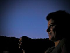 festa (J4D4) Tags: friends portrait sky people moon abstract sunrise dawn gente alba luna cielo aurora astratto amici ritratto photojada