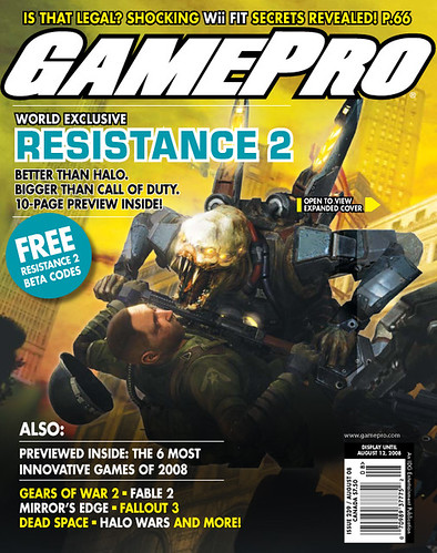 Resistance 2 GP cover