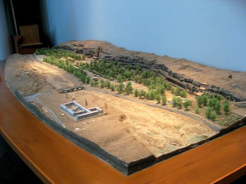 Model of Mogao Caves