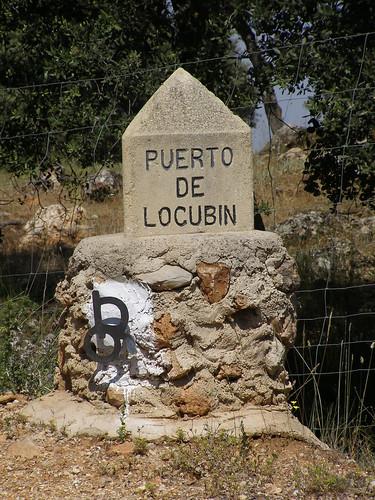 Puerto del Castillo de Locubín