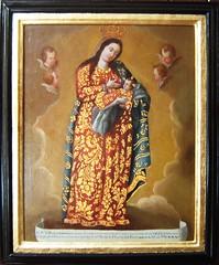 Virgen de la Leche (arosadocel) Tags: madonna mary virgin virginmary virgen mara materdei virgenmara artereligioso artesacro artecatlico sanctamara