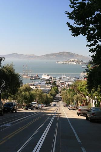 Streets of San Francisco por Frank Kehren.