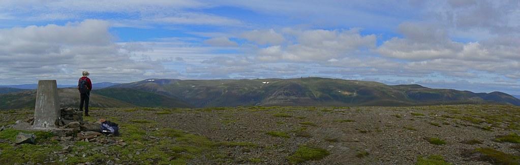 The Ben Avon Plateau