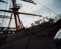 【写真】VQ1005で撮影した日本丸