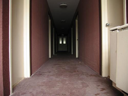 Essex building hallway (2nd floor)
