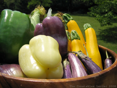 Summer Veggies