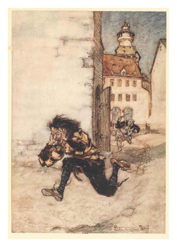 12-The fairy tales of the Brothers Grimm- 1916