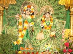 21 July 08 011 (Bhaktivedanta Manor Deities) Tags: radhakrishna