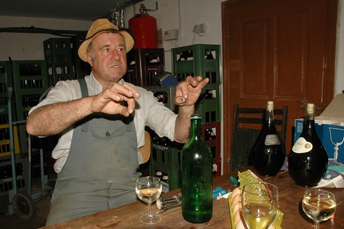 Wine Lessons from Farmer Sepp