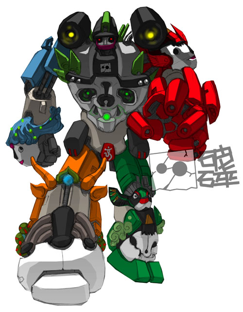 Fuwa-tron