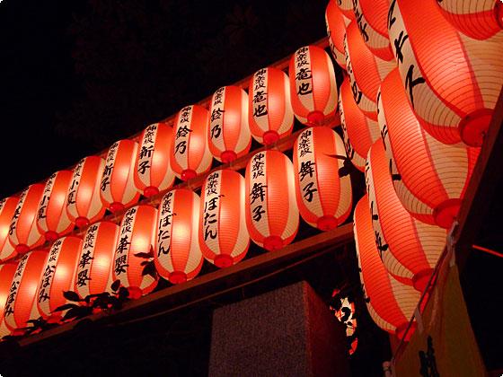 神楽坂祭り
