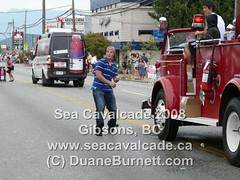 26july2008duaneburnett (407) (Duane Burnett) Tags: sea tourism sunshine 40th coast photo bc photos anniversary parade gibsons float 2008 duane burnett cavalcade seacavalcadeca