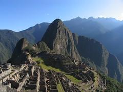 Machu Picchu (s_andreja) Tags: mountains peru machu picchu inca america landscape ruins cusco south paisaje paisagem ruinas andes montanhas montañas