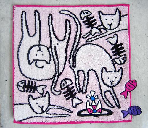 Vivienne Westwood cat-ORB!