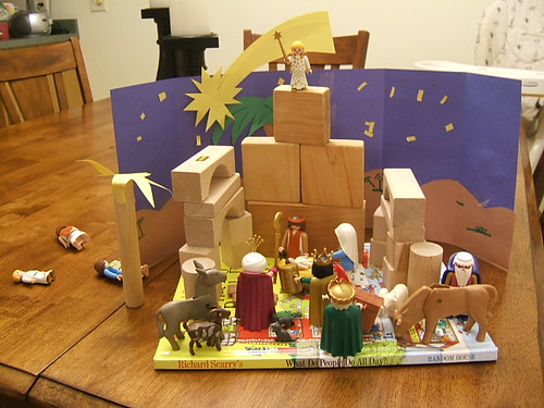 Nativity Scenesters