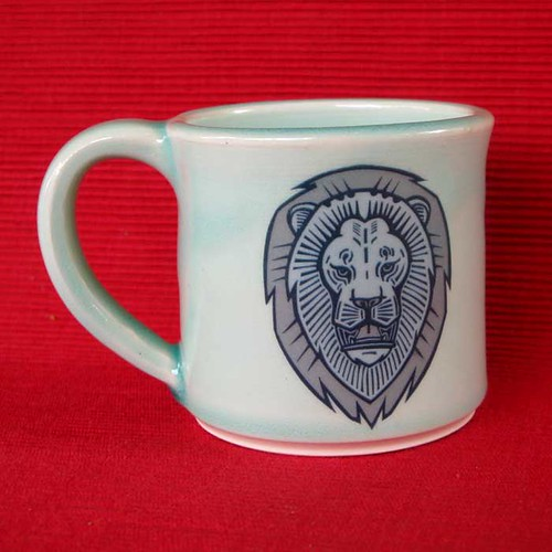 'She Rides the Lion Mug' - SheRidesTheLion.com on Flickr