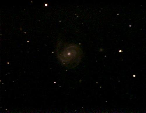M100 - Messier Marathon 2008