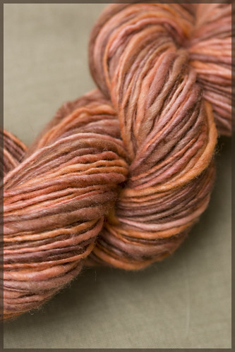 BFL Single - 130 yards, bulky weight