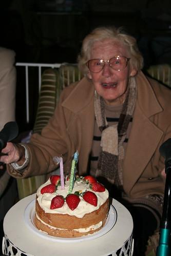 Nan's 89th B'day