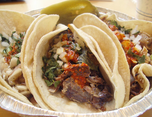 tacos from tehuitzingo