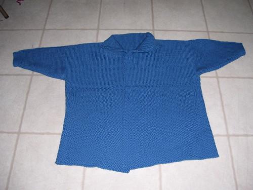 Einstein Coat