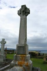 Flora MacDonalds grave