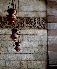 "Got my lamps in a row (<""_AmiraZ_"">) Tags: egypt mosque arabic cairo quran khalalkhalili"