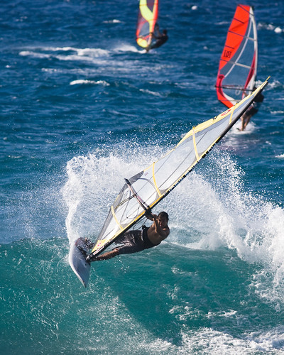 Windsurf surf